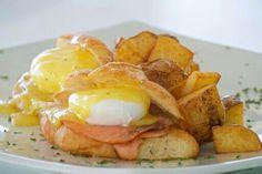 Benedictine eggs  Asia Italy Cuisine  Sunday Brunch