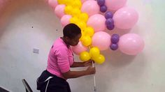 Balloon Arch (Large Flat Arch)