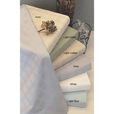 Simple Elegance Supima 300 Thread Count Sheet Set