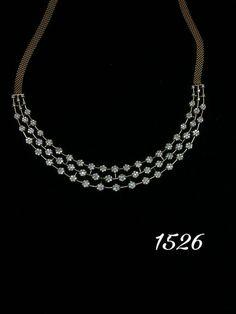 5d8b0e2f3207d Diamond jewelry  simplebridaljewelrychains