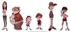 DEVIN CRANE: Kids Line Up
