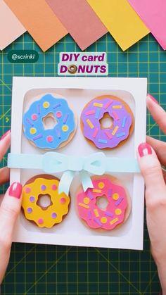 Diy Crafts To Do, Diy Crafts Hacks, Paper Crafts For Kids, Crafts For Girls, Cute Crafts, Creative Crafts, Diy Craft Projects, Diy For Kids, Kawaii Diy