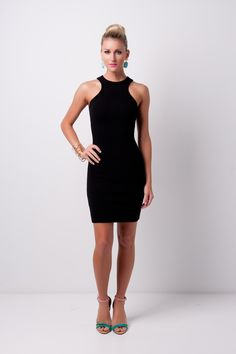 LBD swag #swoonboutique