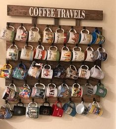 Firehouse Coffee cup holder Office Coffee Cup Rack coffee cup rack coffee mug rack Starbuck mug holder coffee cup display Office Mugs – Home Design Inspired