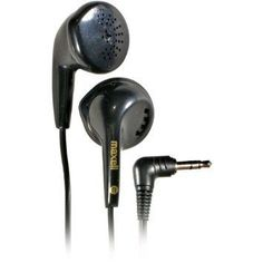 Maxell Lightweight Stereo Earbuds On Sale Now!