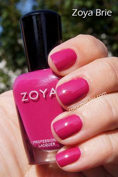 Zoya Brie (Color Me Jules)