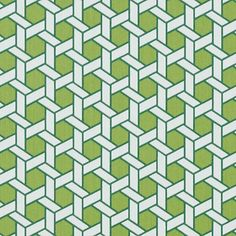 Duralee 42446-2 GREEN Fabric