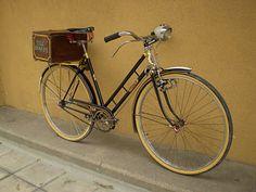 Vintagería: Restauración bicicleta antigua, Super Cil 1959-65