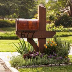 DIY Landscaping Hacks - Plant A Mailbox Garden - Easy Ways to Make Your Yard and Home Look Awesome in Fall, Winter, Spring and Fall. Backyard Projects for Beginning Gardeners and Lawns - Tutorials and Step by Step Instructions http://diyjoy.com/landscaping-hacks