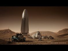 SpaceX Interplanetary Transport System - YouTube