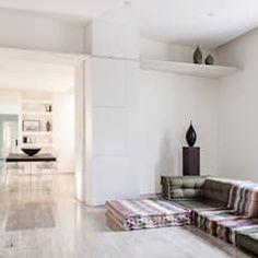 Viviendo verde minimalist living room | homify Marginata Plant, Minimalist Living, Contemporary, Interior Design, Living Room, Home Decor, Green, Nest Design, Minimal Living