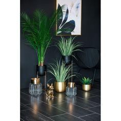 #Blomsterpotte Lina liten Display, Interior, Green, Architecture Fashion, Vaser, Home Decor