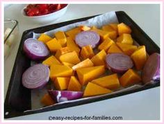 The secret in how to roast vegetables is to keep them moist. Learn the 3 tips on http://www.easy-recipes-for-families.com/how-to-cook-roast.html
