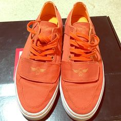 Men's Creative Recreation Orange size 9 Men's Creative Recreation Orange size 9 Creative recreation Shoes Sneakers