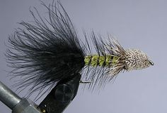 Bow River Bugger - Wooly Bugger and muddler - Global FlyFisher
