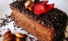 Chocolate Suflê Cake recipe cover