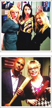 ✯Criminal Minds✯. Looks like such a fun cast