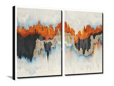 Aperture Lærredskunst ─ Sæt by Joshua Schicker at Art.com