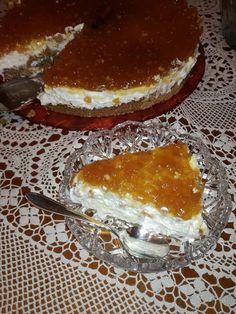 .Τσιζκέικ με Μήλα Καραμελωμένα !!! ~ ΜΑΓΕΙΡΙΚΗ ΚΑΙ ΣΥΝΤΑΓΕΣ 2 Sweet Recipes, Snack Recipes, Cooking Recipes, Snacks, Greek Desserts, Different Cakes, My Cookbook, Sweets Cake, Cheesecakes