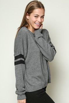 VEENA SWEATER from Brandy Melville. Saved to Things I need and want!. #sweater. Shop more products from Brandy Melville on Wanelo.