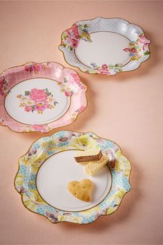 Sunday Luncheon Plates (12)  from @BHLDN <___ Anthropologie's line, love everything!