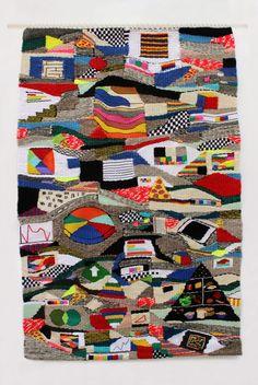 Kayla Mattes Fieldwork,49 x 33 in2014: