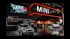 MINI at the North American International Auto Show 2010 in Detroit.