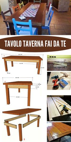 52 Idee Su Tavoli E Tavolini Faidate Nel 2021 Fai Da Te Tavolini Tavoli