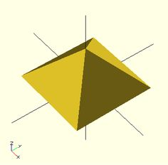 OpenSCAD User Manual/Primitive Solids - Wikibooks, open books for an open world