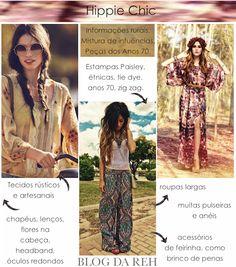 Blog da Reh: Trend: Diferença entre Folk, Boho Chic, Hippie Chic e Gipsy