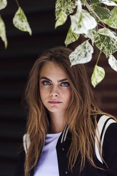 Cara Delevingne photographed by Bryan Derballa for The New York Times - July 2015