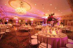 Grand Ballroom beautifully lit!
