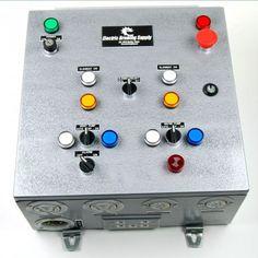 Nice control panel. Fair price.