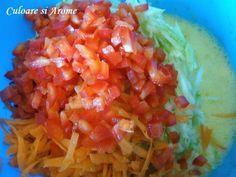 Tarta cu dovlecei si cascaval – Culoare si Arome Salsa, Mexican, Ethnic Recipes, Food, Tart, Salsa Music, Restaurant Salsa, Hoods, Meals