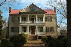 Scotch Cross Plantation - Greenwood County, South Carolina