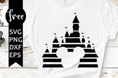 Cutting svg files for crafters Disney Castle Free Vector Files, Vector Free, Eps Vector, Vinyl Crafts, Vinyl Projects, Free Svg, Retro Logos, Vintage Logos, Cricut Craft Room