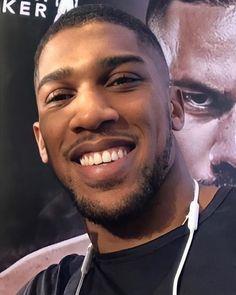 Antony Joshua, Boxing Anthony Joshua, I Really Appreciate, Love Ya, Black Beauty, Ufc, Gorgeous Men, Athletes, Appreciation