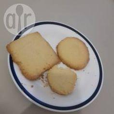 Basic three-ingredient biscuits @ allrecipes.co.uk