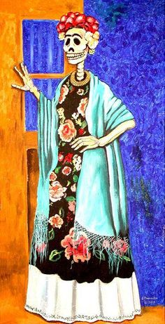 Catrina de Frida