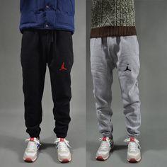 a21c15d02a7 M-XXL black grey designer jogger authentic jordans sweatpants slim fit  basketball sport pants casual fashion jordan joggers