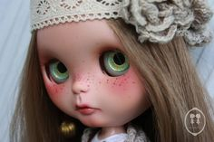 OOAK Custom Blythe Doll for Adoption. | Natt S. | Flickr