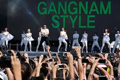K-pop sensation Psy dances into Malaysia's political drama, #Gangnam style