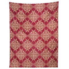 Arcturus Damask Tapestry | DENY Designs Home Accessories