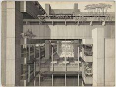 edificio arte y arquitectura de yale paul rudolph - Buscar con Google