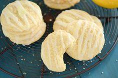 Lemon Chiffon Cookies