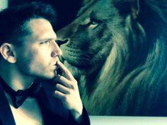 Hanno Koffler, der Löwe und die Klamottenfrage | bz-berlin.de