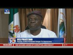 Fayose Faults DSS Raid On Judges - YouTube