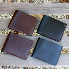 3dfd5d6cd64e Handcrafted five and seven pocket wallets for men. Available at  tagsmithoriginals.com Handmade Leather. Tagsmith ...