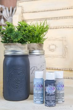 We've got home improvement's best kept secret: Chalky finish paints! No sanding or priming required. Simply paint, finish, and call yourself a regular renovating queen.