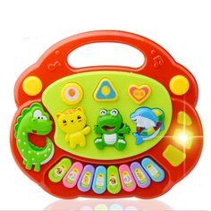 New Useful Popular Baby Kid Animal Farm Piano Music Toy Developmental Music Instrument Musical toysfor chidlren
